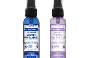 Possible FREE Dr. Bronner's Organic Hand Sanitizer