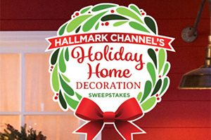 Hallmark Channel 'Holiday Home Decor' Sweepstakes (25 Winners!)