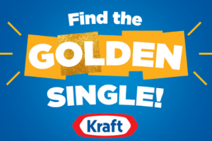 Kraft Golden Singles Instant Win Game (2,434 Winners!)