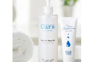 FREE Cure Natural Aqua Gel and Water Treatment