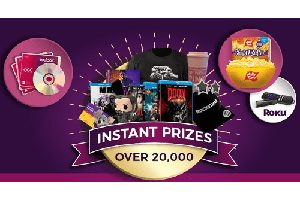 Redbox Winter Spin Instant Win Game (Over 20,000 Winners!)