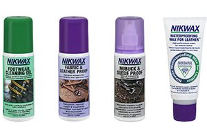 FREE Nikwax Product Samples