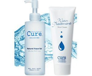 FREE Cure Natural Aqua Gel and Water Treatment Sample