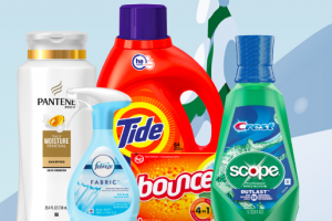 P&G Everyday Top Picks Sweepstakes (New Entry Period)