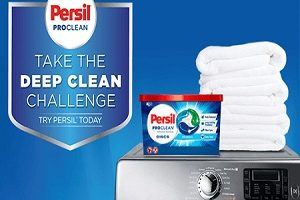 FREE Persil ProClean Discs Sample (Amazon Alexa or Google Assistant)