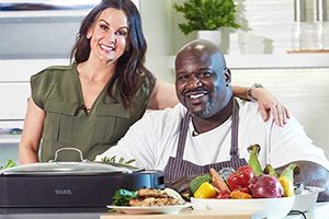 "ShopHQ ""Cooking with Shaq"" Sweepstakes"