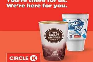 FREE Coffee, Tea and Polar Pop Drinks for Healthcare Workers at Circle K