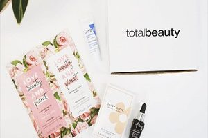 Possible FREE Total Beauty Sample Box