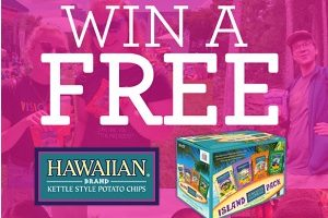 "Hawaiian Brand ""Island Snack Pack"" Sweepstakes"