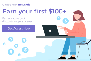 Its Raining Rewards!🎉Earn $100 Cash, Coupons and Much more!💰