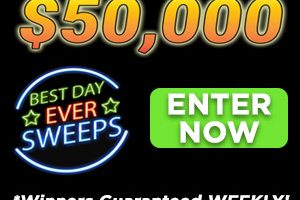 Win the $50,000 Grand Prize Instantly!