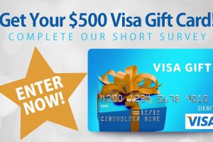 Enter To Win a $500 Visa Gift Card💳🎁