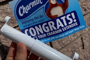 FREE Charmin Toilet Paper Roll Extender (Still Available!)