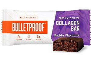 Possible FREE Bulletproof Chocolate Dipped Collagen Bars