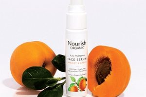 FREE Organic Face Serum by Nourish Organic
