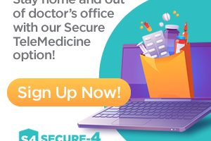 Say No To Doctors Office, Stay Secure With Telemedicine!