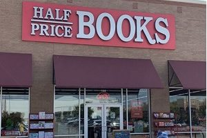 Half Price Books $25 Gift Card Sweepstakes (11 Winners!)