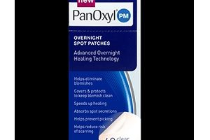 FREE PanOxyl Overnight Spot Patches