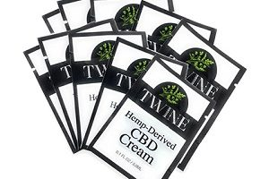 FREE Twine Travel Size CBD Topical Cream Sample
