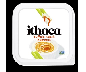 FREE Ithaca Buffalo Ranch Hummus