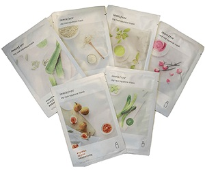 Possible FREE innisfree My Real Squeeze Masks