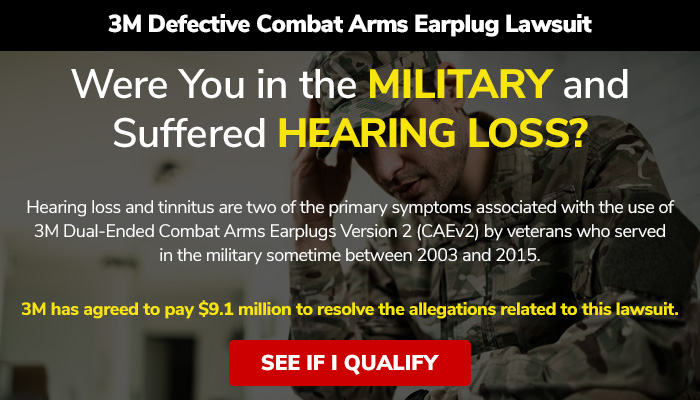 Were You In the Military and Suffered Hearing Loss?