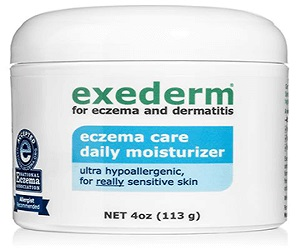 FREE Exederm Ultra Sensitive Skin Care Cream Sample