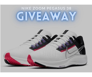 Running Shoes Guru Giveaway – Win A Pair Of Nike Zoom Pegasus Shoes