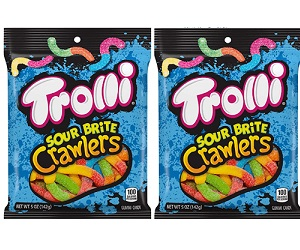 Trolli Gummi Creations Invasion Sweepstakes and Instant Win Game (501 Winners!)